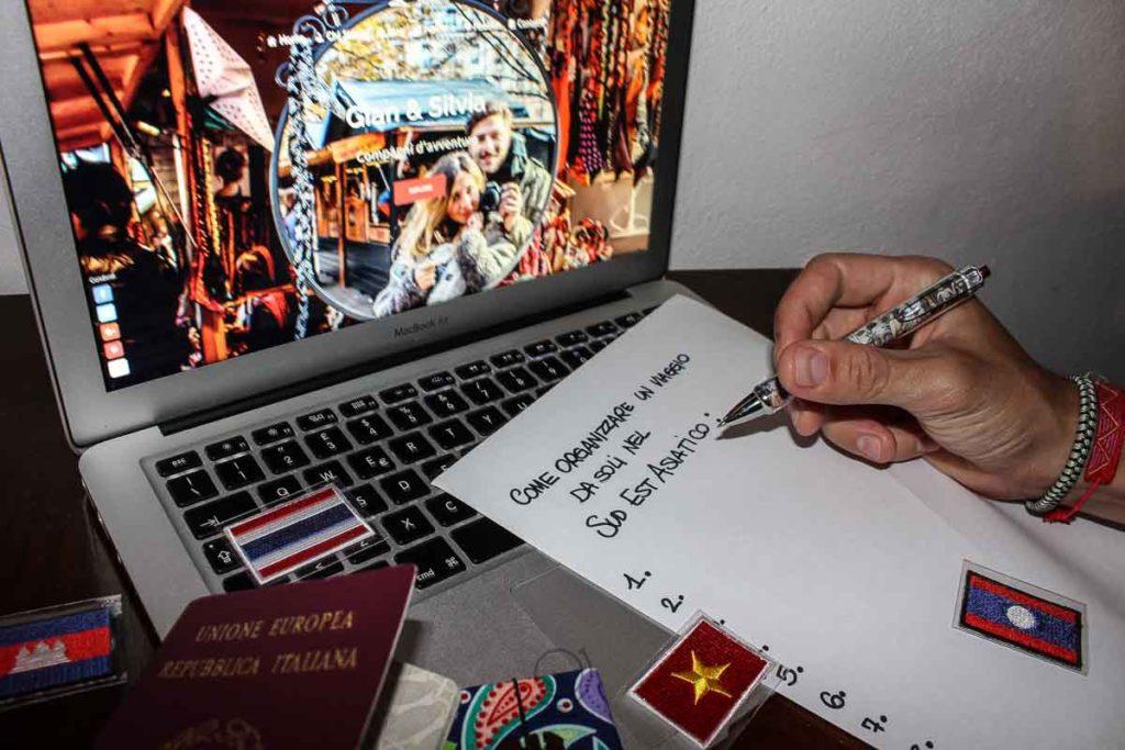 organizzare un viaggio fai da te nel Sud est asiatico