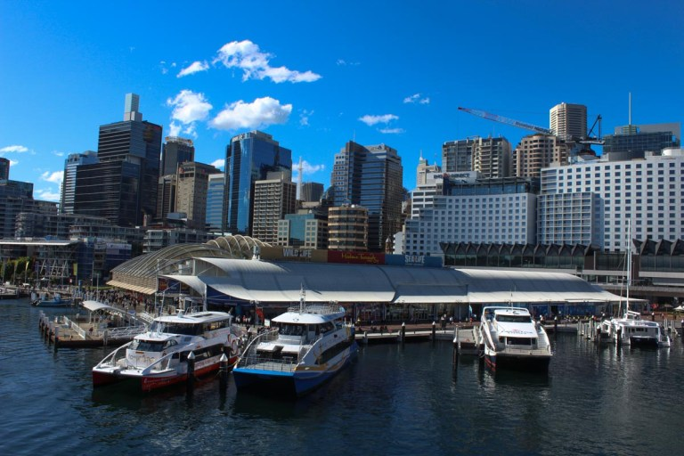 Trasferirsi in Australia: super vista