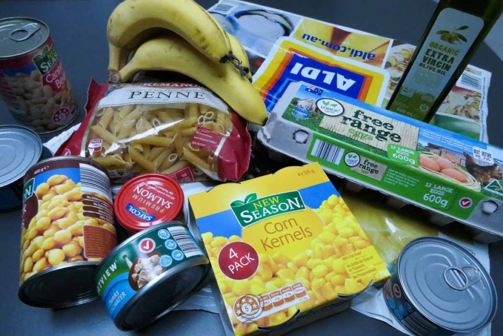 Primo mese a Sydney: cibo