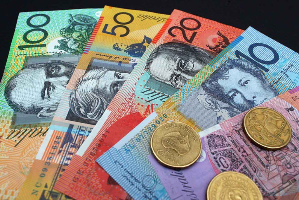 Primo mese a Sydney: dollari australiani