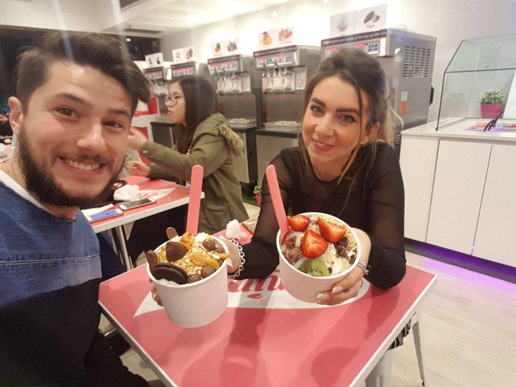 cose da fare a Brisbane: yogurt fai da te buonissimo!