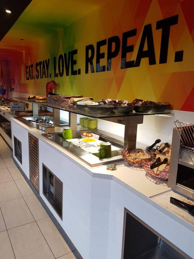 cose da fare a Brisbane: super buffet che ti obbliga a fare più di un giro!