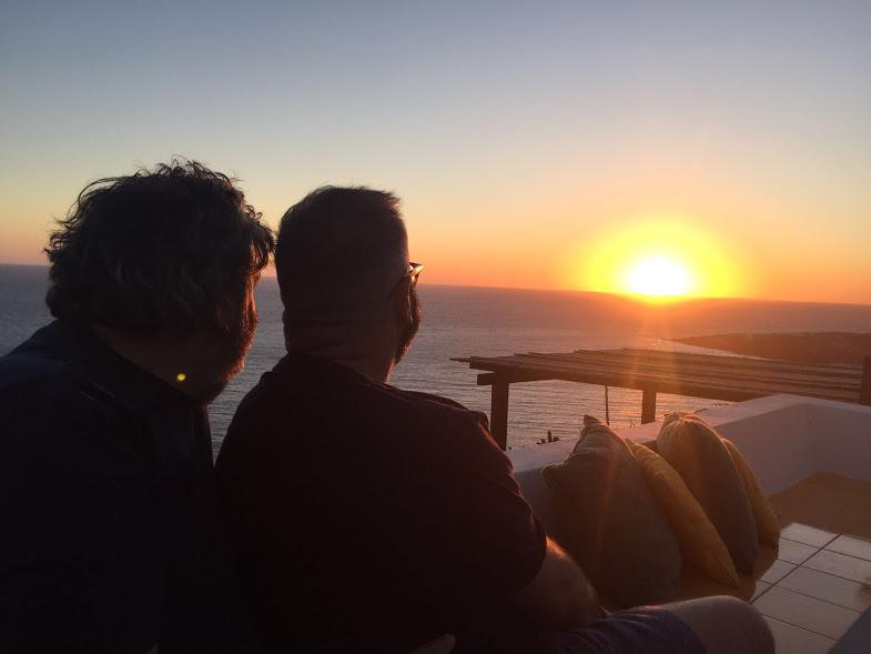 Non è mai troppo tardi: un anno fa a Pantelleria... per goderti un tramonto devi guardare l'orizzonte!