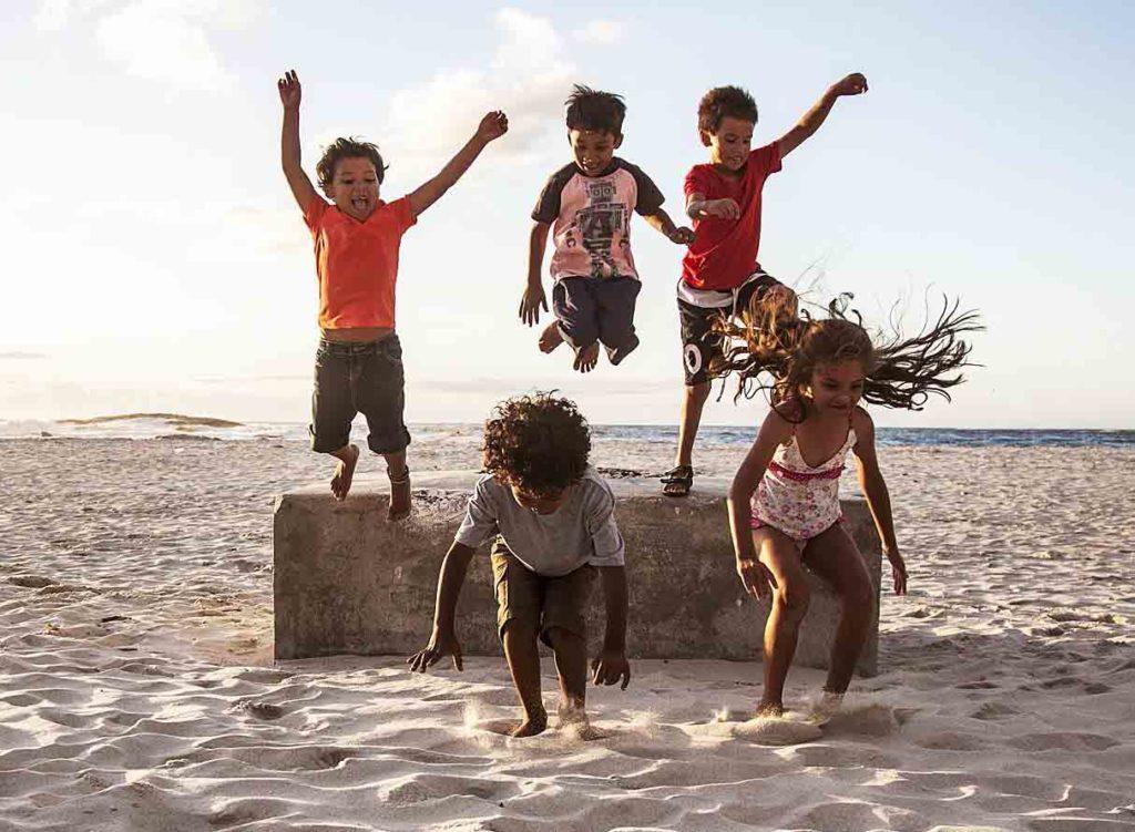 Bambino a tutte le età: come preservarne l'essenza